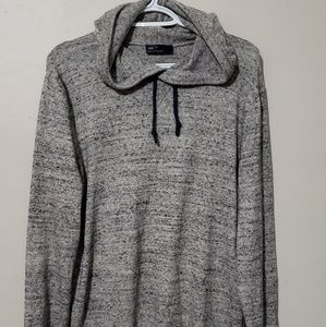 GAP sweater with hoodie size medium